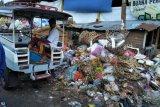 Mataram menghadapi kendala dalam mengelola sampah pasar