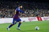 Messi sebenarnya sakit, tapi paksa diri terus bermain demi Barcelona