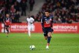 Rennes gagal ke posisi kedua setelah ditaklukkan Lille di Ligue 1