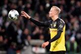 Erling Haaland gagal cegah Dortmund terpental dari Piala Jerman