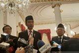 Presiden Jokowi ingin Yudian Wahyudi percepat pembumian Pancasila ke milenial