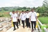 Dua desa di Batang sukses bangun jembatan senilai Rp1,3 miliar