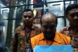 KPK tahan mantan anggota DPRD Kota Bandung Kadar Slamet
