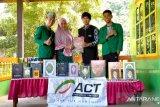 ACT-MRI Sulsel bantu Alquran untuk santri di Kabupaten Barru
