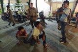 Satu remaja perempuan dan dua laki-laki mabuk diamankan Satpol PP