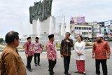 Monumen di Bengkulu tanda hormat atas perjuangan Fatmawati