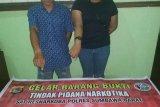 Sempat melarikan diri, dua tersangka pemilik sabu di Sumbawa Barat dibekuk polisi