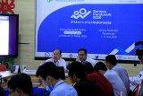 Pertumbuhan ekonomi Kalteng selama tahun 2019 mencapai 6,16 persen