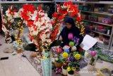 Kerajinan bunga akrilik