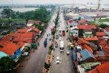 Genangan Air di Rancaekek Bandung