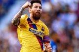 Lionel Messi serang direktur Barcelona Eric Abidal