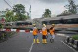 Pembangunan jalan layang Purwosari