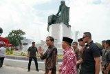 Monumen Fatmawati Bengkulu diresmikan presiden