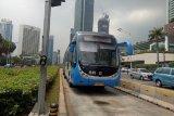 Transjakarta sudah tembus satu juta penumpang per hari