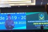 Presiden Jokowi bahas ukhuwah saat pelantikan Ketum PBB Yusril Ihza Mahendra
