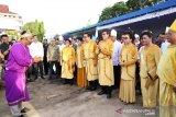Warga Manado asal Nusa Utara apresiasi wali kota-wawali  karena gelar