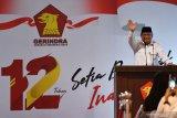 Prabowo Subianto rayakan HUT Gerindra berasma anak yatim piatu