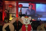 Nadiem cerita pengalaman belajar bahasa mandarin di perayaan Imlek
