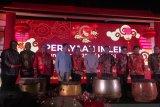 Aspek kebudayaan Indonesia ada pengaruh dari Tiongkok