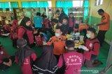 Basarnas Kendari edukasi siswa disabilitas kesiapsiagaan bencana