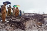Bekas penambangan liar di Kapuas tinggalkan kerusakan lingkungan dekat sekolah
