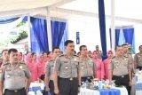 13 siswa SPN Polda Lampung sudah pulih