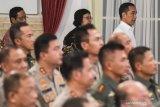 Jokowi ancam jika ada terjadi karhutla, pejabat TNI/Polri akan dicopot