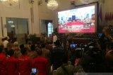 Presiden Joko Widodo ancam akan copot jabatan TNI/Polri jika terjadi karhutla
