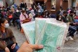 ACT mengirimkan 10.000 kotak masker bagi WNI di Hong Kong