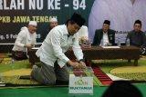 DPW PKB Jateng canangkan Bulan Koin Muktamar NU
