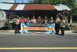 Operasi Bina Kusuma Polres Minsel ke pusat keramaian