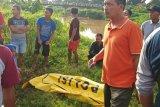 Sopir Grab asal Kudus ditemukan tewas di saluran irigasi Jepara
