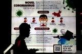 Cuci tangan cara utama cegah penularan virus corona