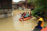 BPBD Sumsel  tambah perahu karet antisipasi banjir