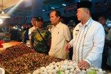 Harga bawang putih naik, Wagub Sidak ke Pasarraya Padang