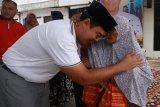 Rycko Menoza berbagi dengan masyarakat di Bandarlampung