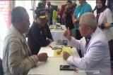 Dinkes Kalsel turut memeriahkan HPN 2020 dengan pengobatan gratis