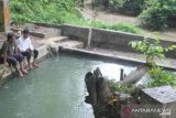 Kolam air panas Kuansing dipercaya sebagai tempat mandi putri raja