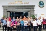 DPRD Kalteng pelajari cara Jabar tangani jalan dan kawasan kumuh
