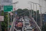Dampak pembangunan jalan layang Purwosari