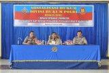 Mabes Polri sosialisasi hukum kepada personel Polres Jayawijaya