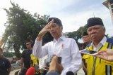 Presiden Joko Widodo targetkan renovasi Masjid Istiqlal rampung April 2020