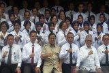 Prabowo: SMA Taruna Nusantara diisi anak-anak pintar