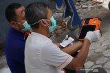 Mayat dibungkus plastik dan goni di Senggigi: tidak terdaftar dalam KTP elektronik