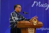 Nurdin Abdullah terpilih Ketua Umum Persada Sulsel Diperiode Keempat