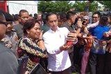 Jokowi kapok jika tak hadir di acara HPN