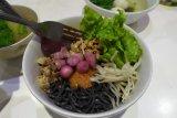 Mie Selada inovasi mie sehat di Lampung