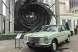 Sedan klasik Mercedes rakitan Indonesia tampil di Museum Nasional