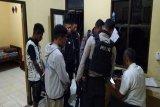Polda Papua amankan dua pengguna ganja di Tanah Hitam