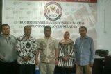 KPID Sulbar belajar di KPID Sulawesi Selatan